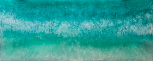 SEA SPRAY | Paintings by Christina Twomey Art + Design