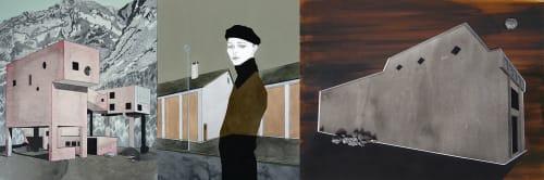 Kate Van Harreveld - Paintings and Art Curation