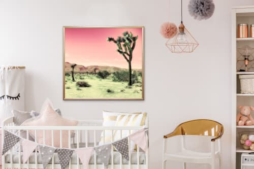Photography by Kristin  Hart  Studios seen at Orlando, Orlando - JOSHUA TREE - PINK