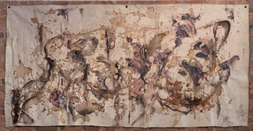 Abena Motaboli - Paintings and Art