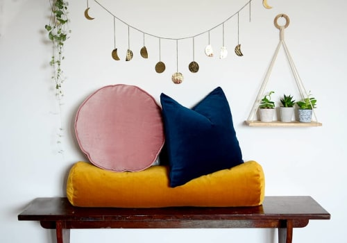 Live Love Smile - Pillows and Textiles