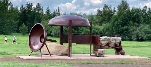 Royden Mills Professional Sculptor - Public Sculptures and Public Art
