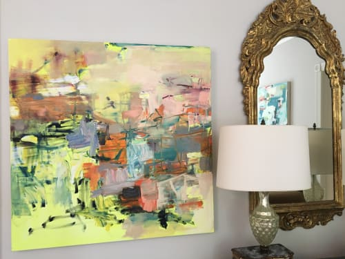 Paintings by Galen Cheney seen at Private Residence, New Canaan, New Canaan - Pasadena