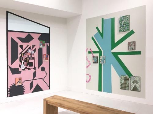 Michelle Weinberg - Murals and Art