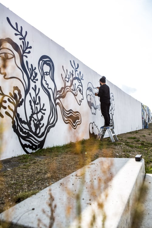 Phucisme - Murals and Paintings