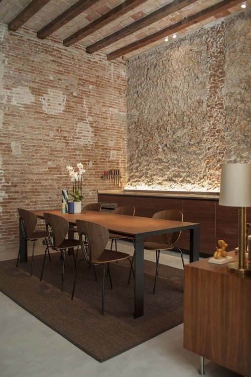 Chairs by STUA seen at Private Residence, Sitges, Sitges - Globus Chair