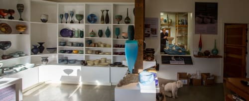 Mary Fox Pottery - Interior Design and Renovation