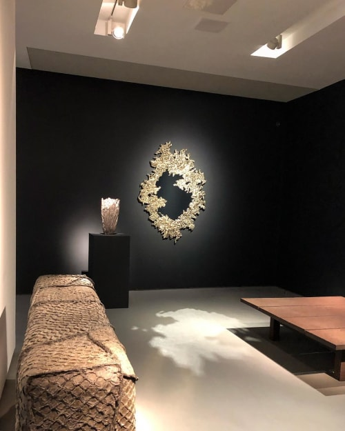 Art & Wall Decor by Steven Haulenbeek Studio seen at Carpenters Workshop Gallery Paris, Paris - Freeform Mirror