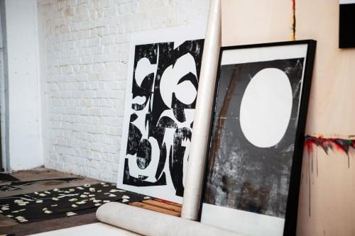 Maarten De Naeyer - Paintings and Wall Hangings