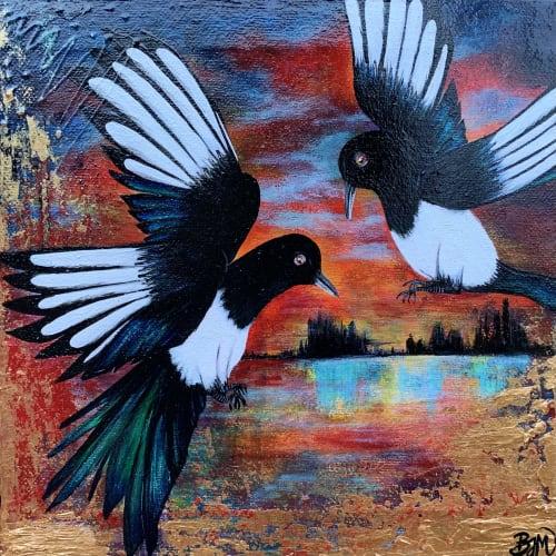 Bobby-jo McGurk - Paintings and Murals