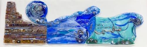 Aura Shahaf Woelfle - Art