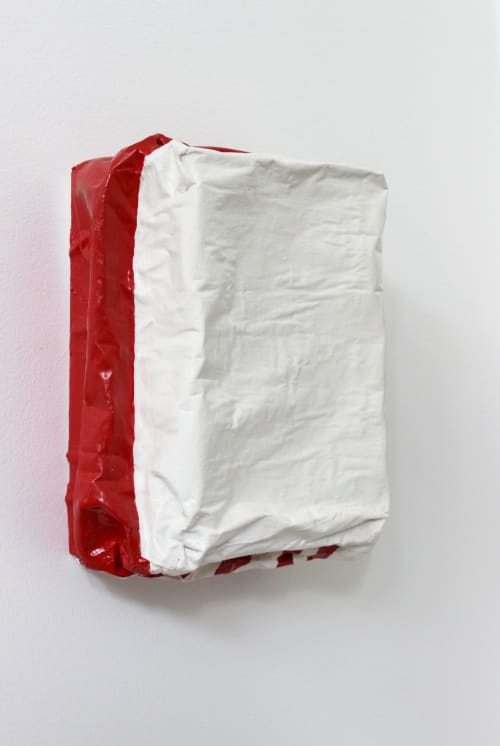Red White, 2019   Paintings by Terri Brooks