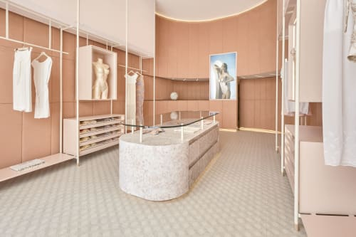 Interior Design by FORO Studio seen at Private Residence, Verona - PARAH BOUTIQUE
