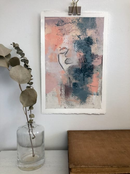 Paintings by Ella Friberg seen at Private Residence - Hope Painting
