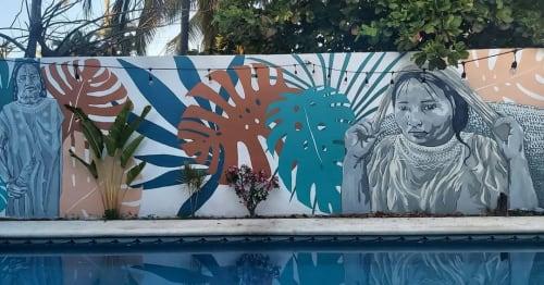 Oceane Isla - Murals and Street Murals