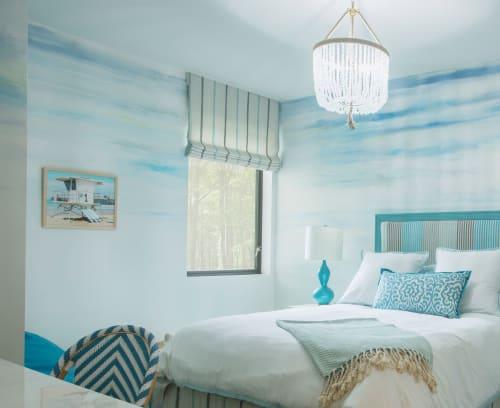 Elan Evans - Wall Treatments and Wallpaper