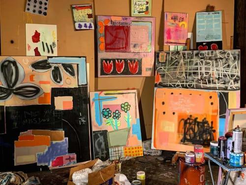 Sarah Svetlana - Art and Art Curation