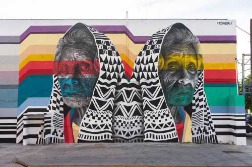 Medianeras > murales - Street Murals and Public Art
