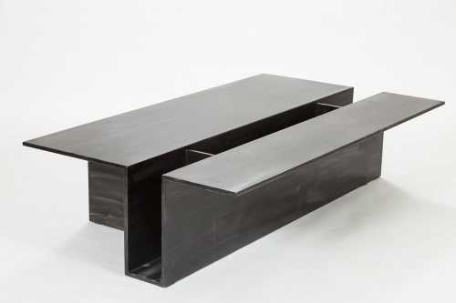 Tables by Matriz Design seen at Buenos Aires, Buenos Aires - NOIR SIDE TABLE