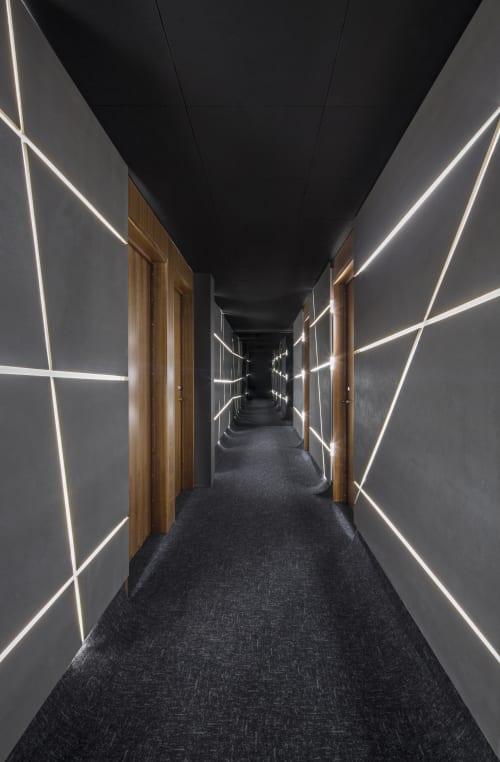 Interior Design by Minarc seen at Reykjavík, Reykjavík - Ion City Hotel