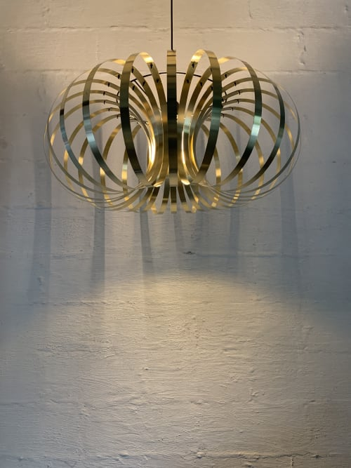 Pendants by Estudio Moas seen at Buenos Aires, Buenos Aires - looplamp