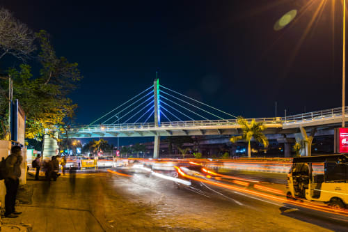 Architecture by Triple O Studio seen at TRIL, Chennai - Gateway Bridge FOB