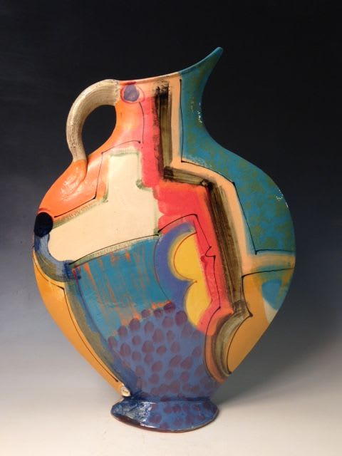 RICHARD WILSON CERAMICS - Sculptures and Art