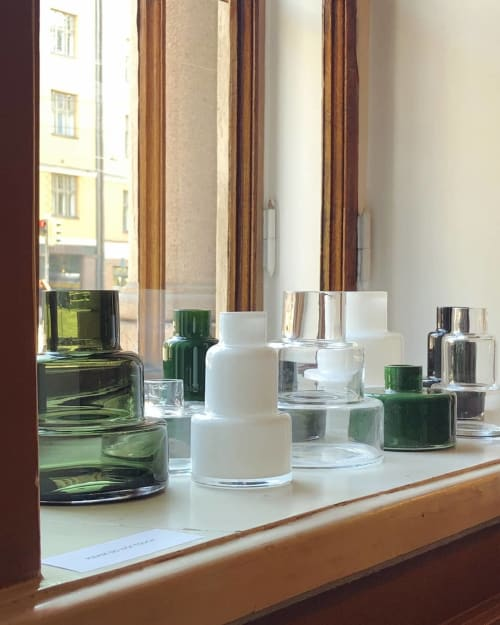 Vases & Vessels by jokinen | konu seen at Erottaja2, Helsinki - Multi Glass Series
