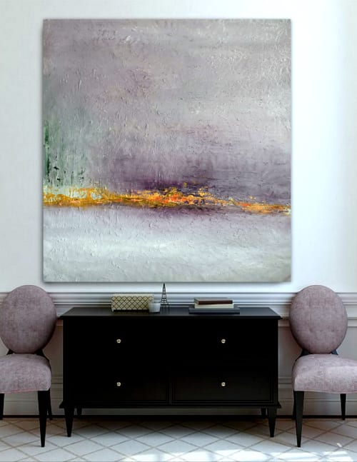 Interior Design by DANIELA PASQUALINI seen at Private Residence - Poetic landscape