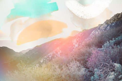 Camino Cielo Sun | Photography by Kara Suhey Print Shop