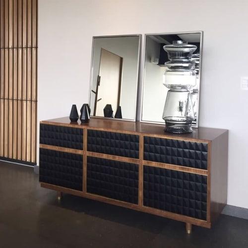 Furniture by RAUL DE LA CERDA seen at Artelinea, Ciudad de México - M. Brando