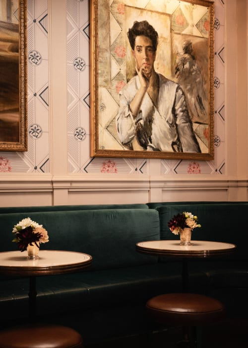Felix Roasting Co., Restaurants, Interior Design