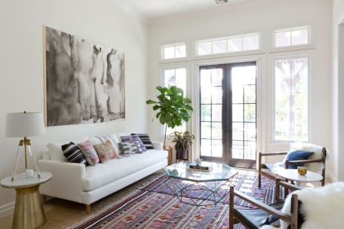 Interior Design by Natalie Myers seen at Private Residence, Calabasas - Interior Design