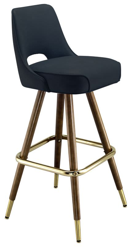 Chairs by Richardson Seating Corporation seen at Bud & Marilyn's, Philadelphia - Bar Stool 7002