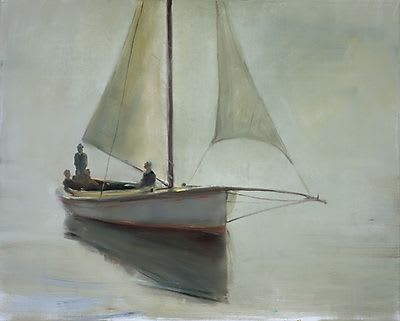 "Art & Wall Decor by YJ Contemporary seen at East Greenwich, East Greenwich - Anne Packard ""Another Time"""