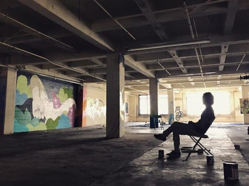 Kent Yoshimura - Art and Street Murals