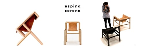 Espina Corona - Chairs and Tables