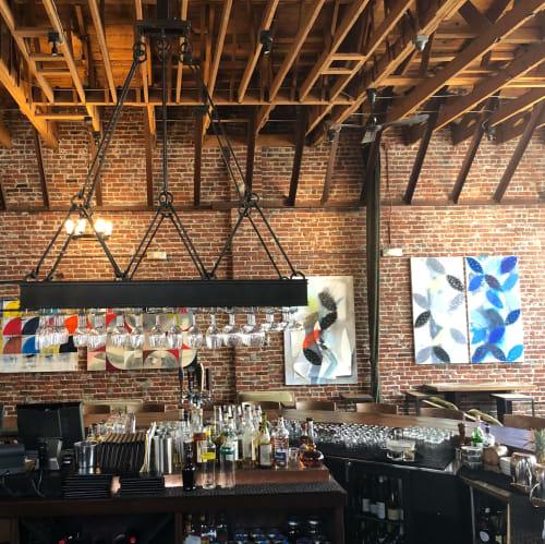 Art Curation by Upstart Modern at District San Francisco, San Francisco - Ann Thornycroft Paintings