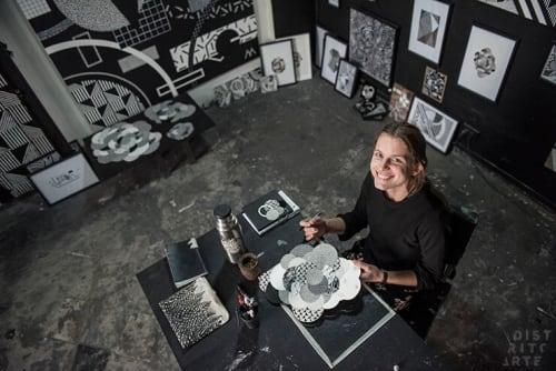 Adélaïde Aronio - Murals and Street Murals