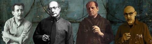 George Antoni - Paintings and Art