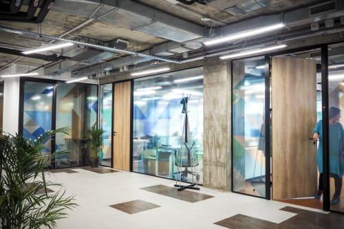 Interior Design by ZEST Collective seen at Strada Tudor Arghezi, București - Impact HUB Universitate