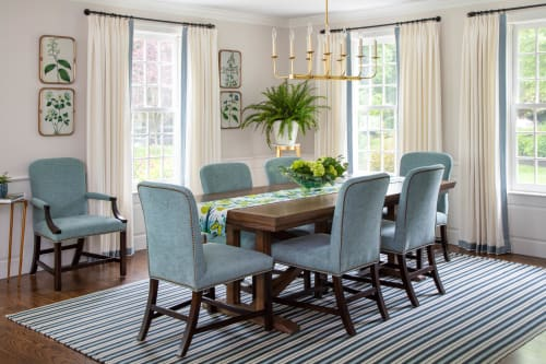 Tables by Century Furniture seen at Private Residence, Hopkinton, Hopkinton - Tables