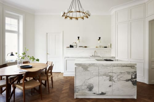 Interior Design by Joanna Lavén Design seen at Private Residence, Stockholm - Apartment G