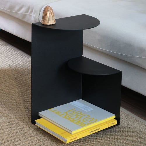Tables by Hayo Gebauer Studio seen at Private Residence, Berlin - Slope Table