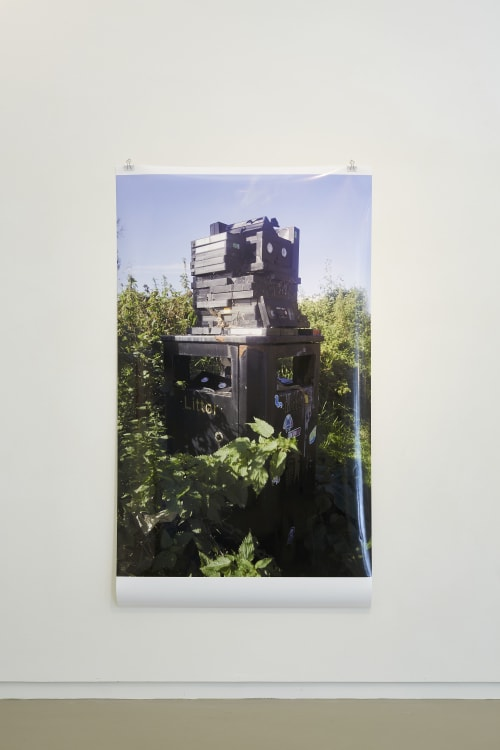 Photography by Locky Morris seen at FE McWilliam Gallery and Studio, Banbridge - Vhs'