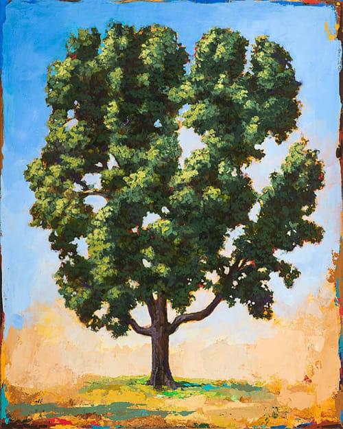 Paintings by David Palmer Studio seen at Pasadena, Pasadena - Portrait #5