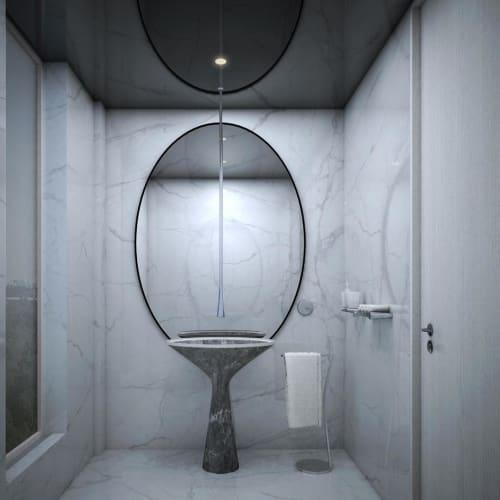 Furniture by Kreoo - Dry Washbasin