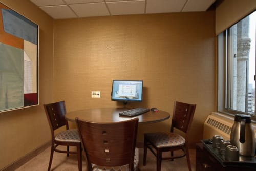 Interior Design by Susan E. Brown Interior Design seen at CityScape Dental Arts - Dr. Oz, DDS - Dentist in Minneapolis, Minneapolis - Nicollet Mall Project
