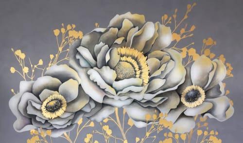 Brandin Hurley Designs - Murals and Art
