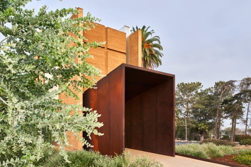 Interior Design by Tecture seen at Point Loma Nazarene University, San Diego - prescott chapel